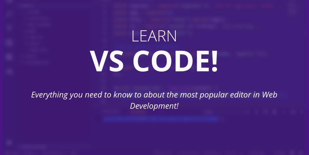 Learn Visual Studio Code