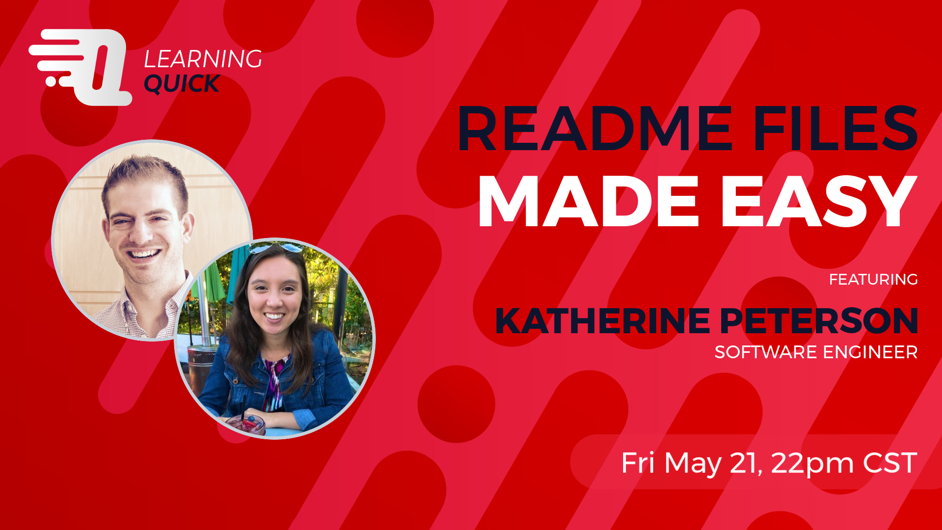 ReadMe Files Made Easy with Katherine Peterson