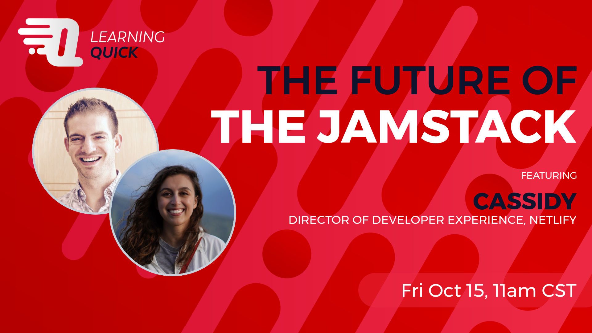 The Future of the Jamstack with Cassidy