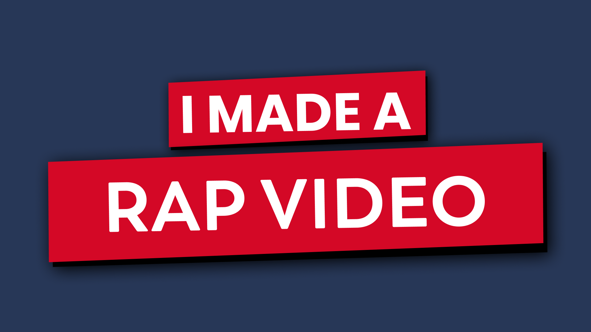 I Created a Developer Rap Video - Here's What I Learned