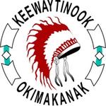 Keewaytinook Okimakanak logo