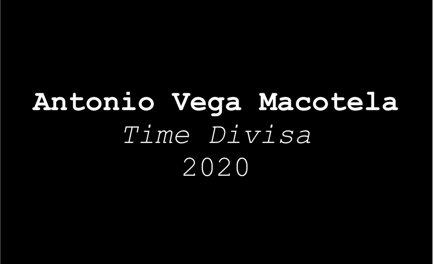 Antonio Vega Macotela | Time Divisa