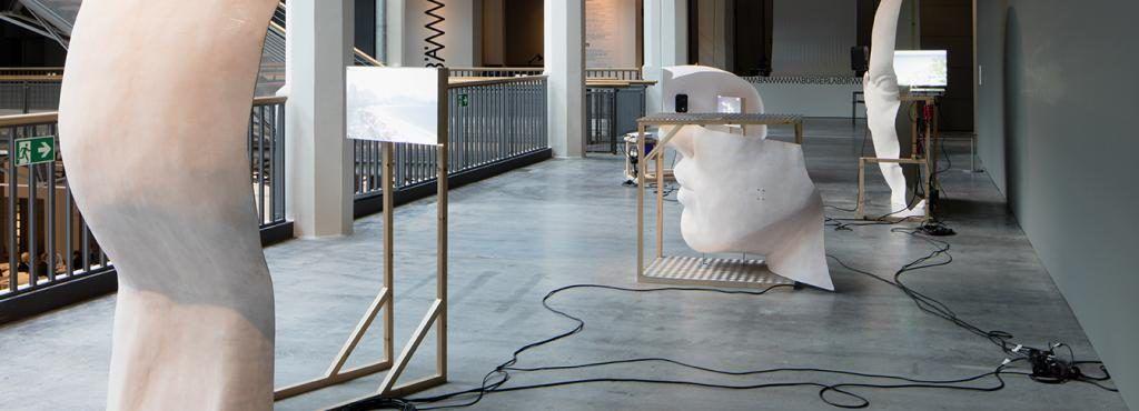 Yuri Pattison | Inauguración: Hybrid Layers