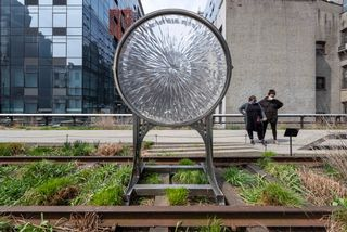 A new work by Antonio Vega Macotela commissioned by High Line