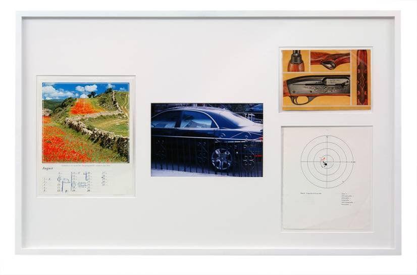 Yo y el otro | Arreglo fotográfico | 102 x 145 cm |2011