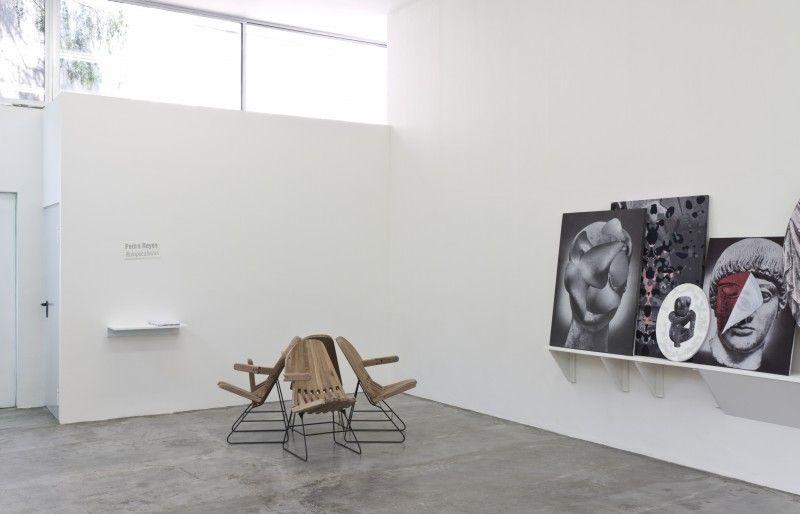 Vista general de exhibición, 2012
