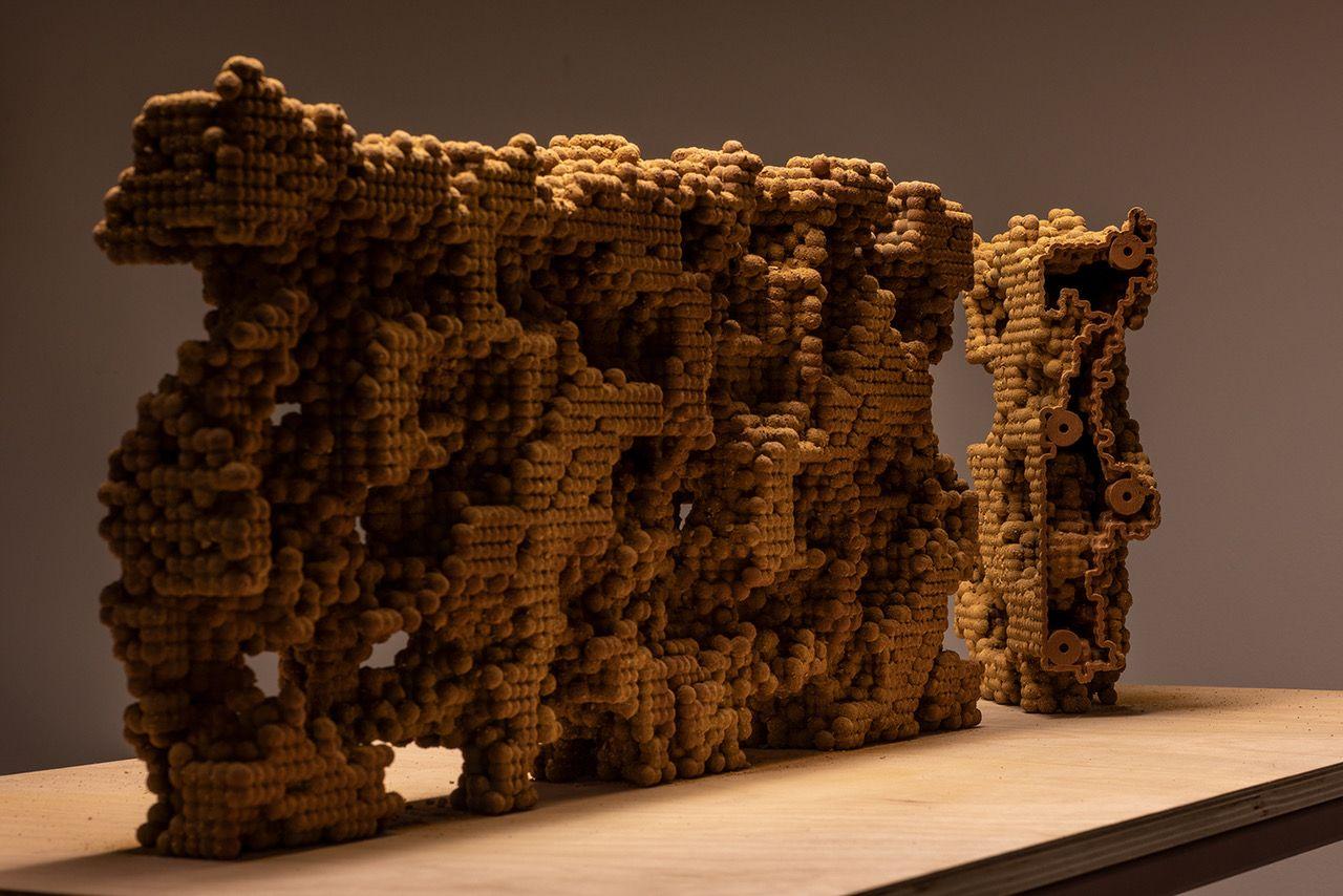 Nicholas Mangan´s Termite economies at Sutton Galery
