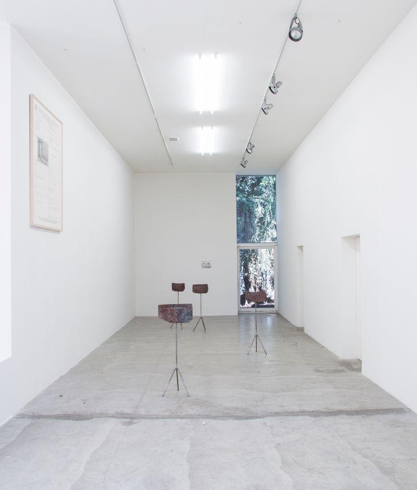 Vista de exhibición, 2014