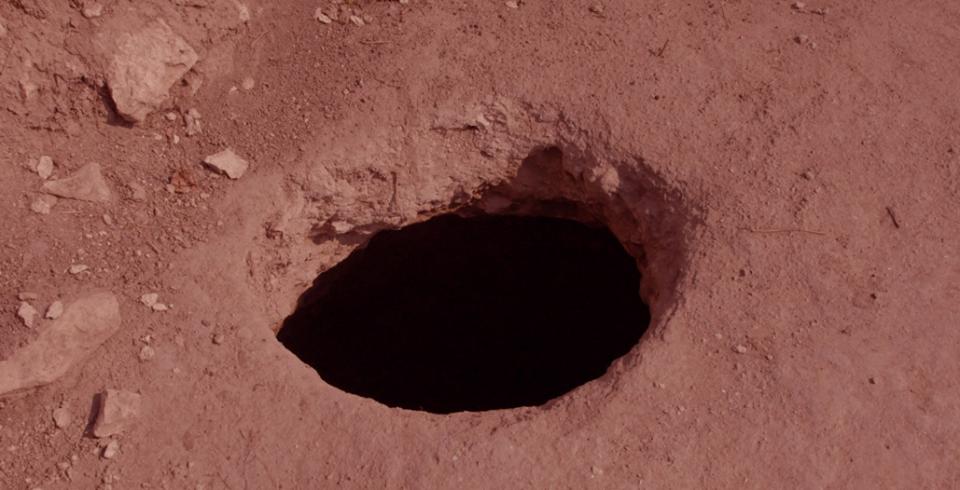 The Dig una exhibición de Jan Peter Hammer