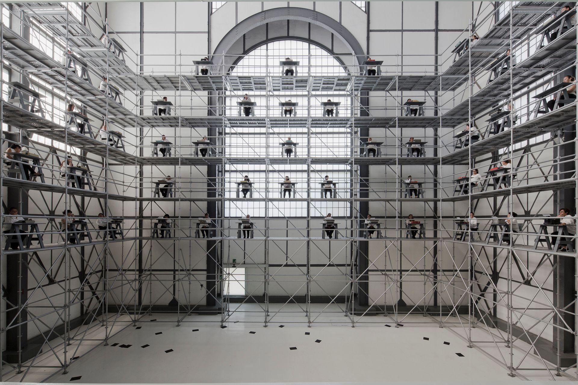 Héctor Zamora | Memorándum en El Museo Universitario del Chopo