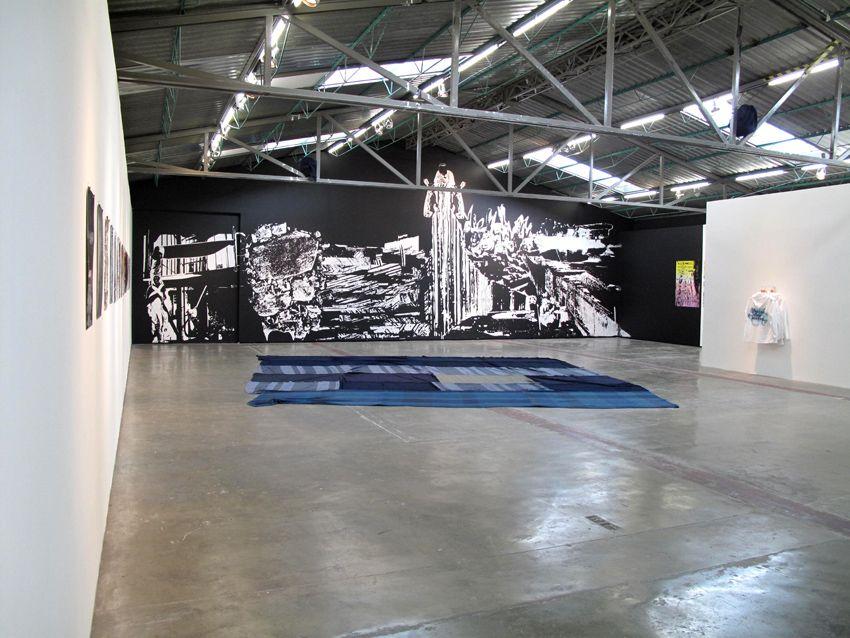 Vista general de instalación. 2011