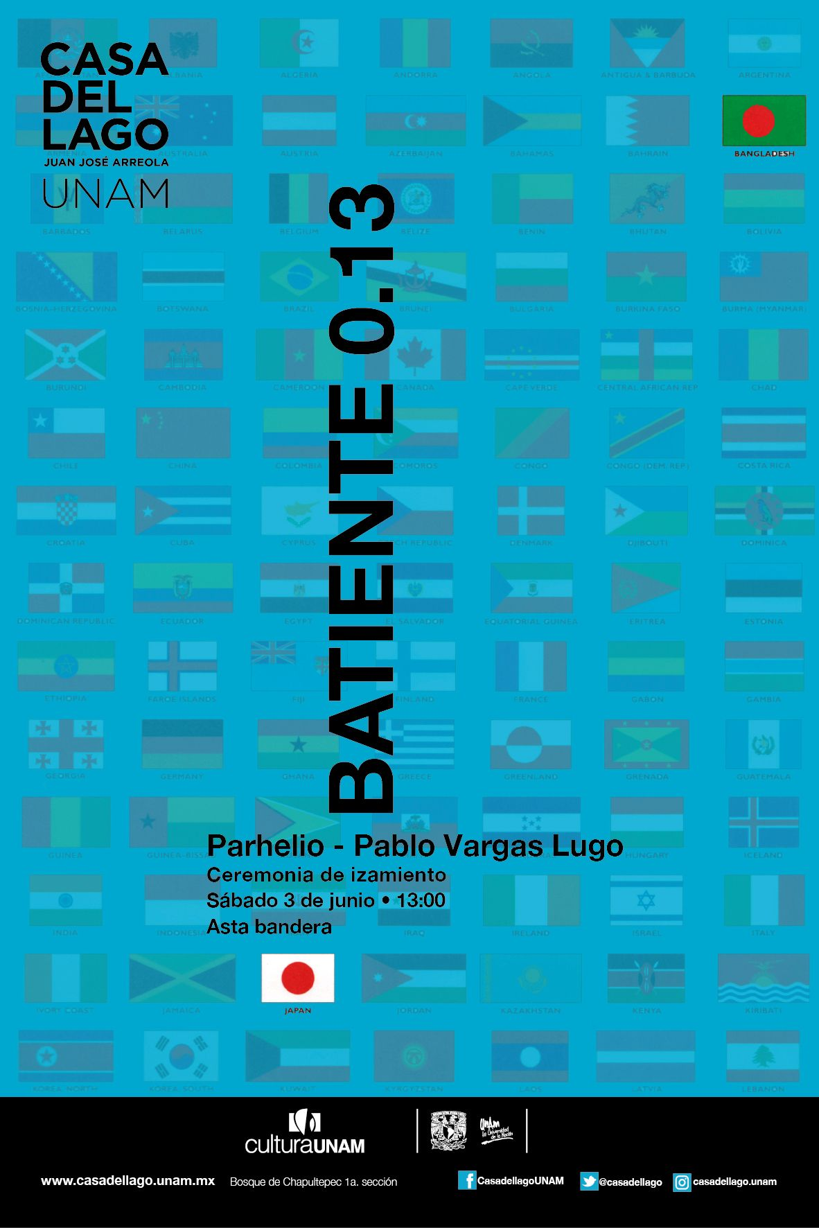 Pablo Vargas Lugo | Batiente 0.13