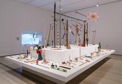 Gala Porras-Kim | An Universal History of Infamy