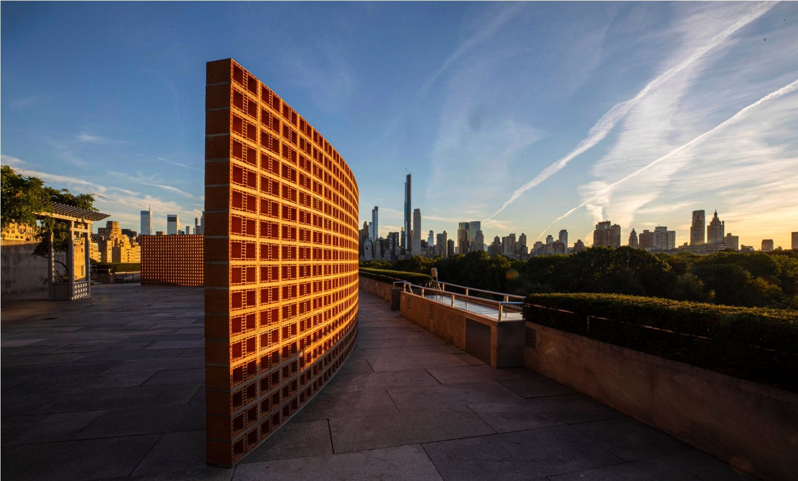 Hector Zamora, Lattice Detour | The Met Roof Garden Commission