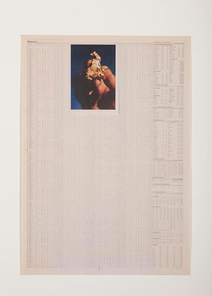Talk About the Weather | Impresión Glicée | 45 x 57.5 cm | 2010