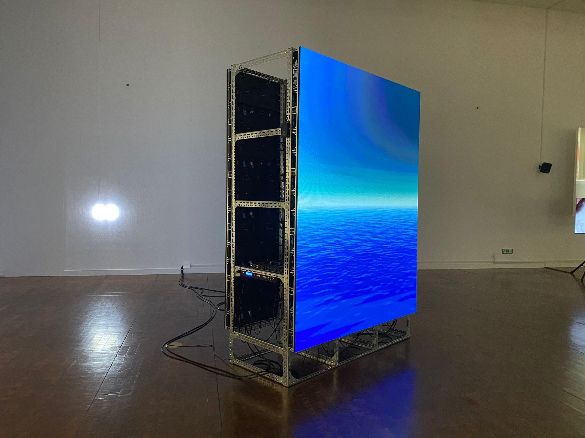 Yuri Pattison en la 11a Bienal Mediacity Seúl