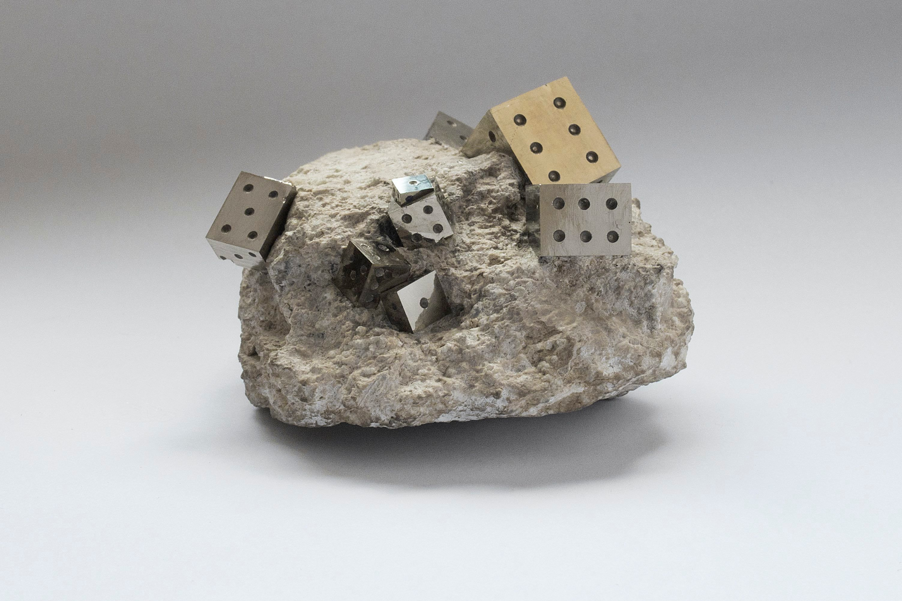 Étienne Chambaud Negative Knots en La Kunsthalle Mulhouse