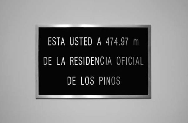 Placa | Ciudad de México | 2015