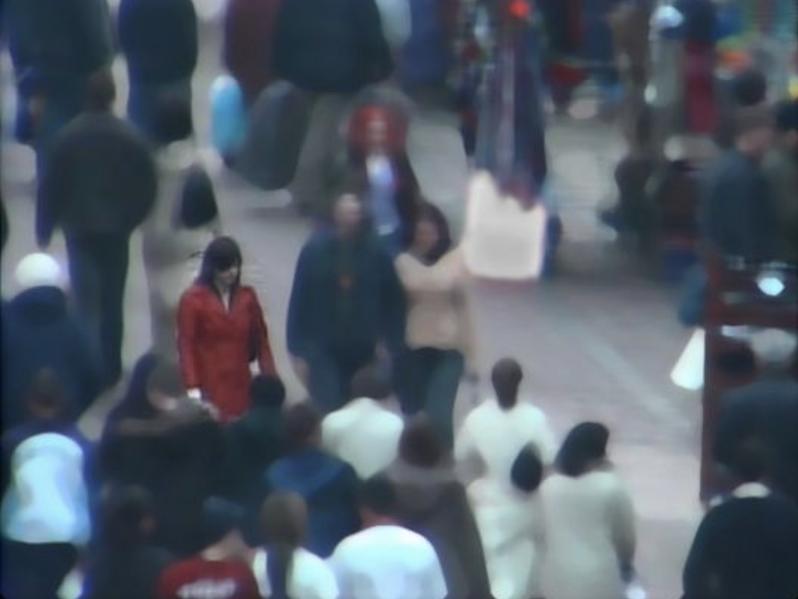 Evidence Locker: Trust | DVD, imágenes policíacas CCTV con audio 18 min | 2004