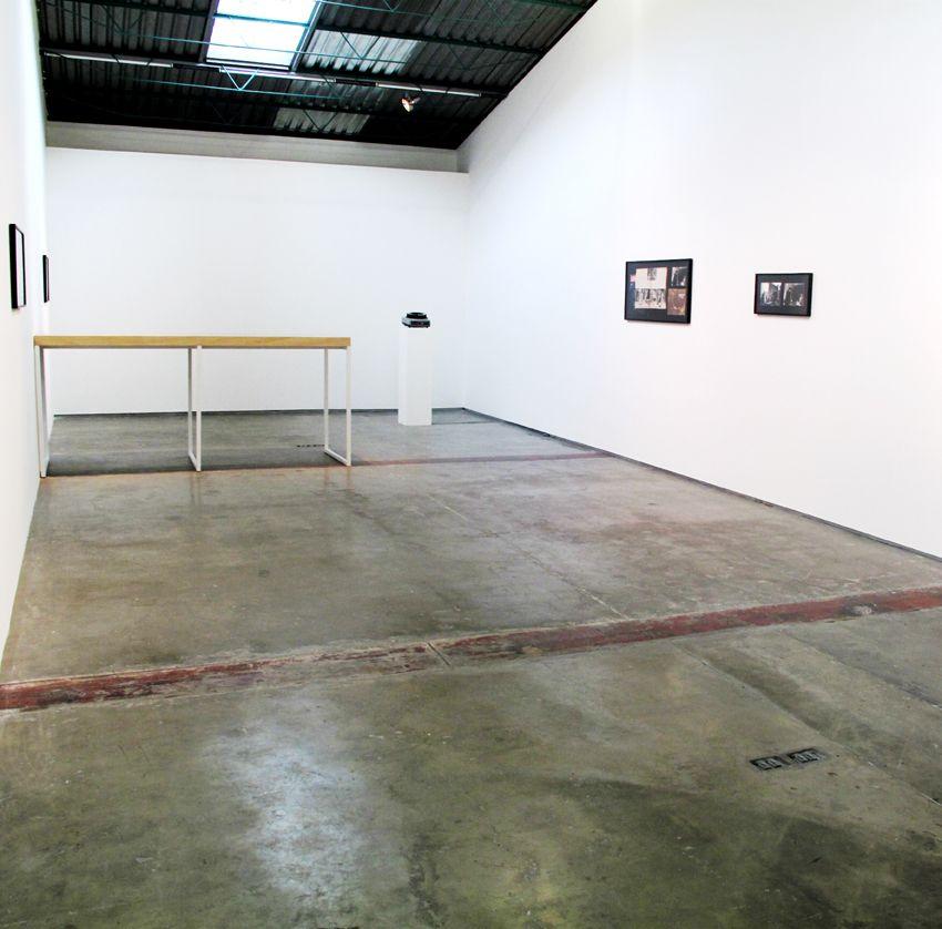Vista general de exhibición. 2011