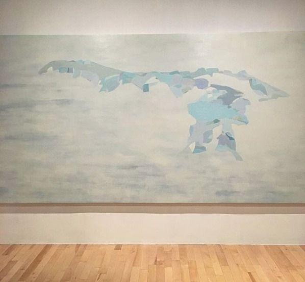 Irene Kopelman en el Museo Amparo