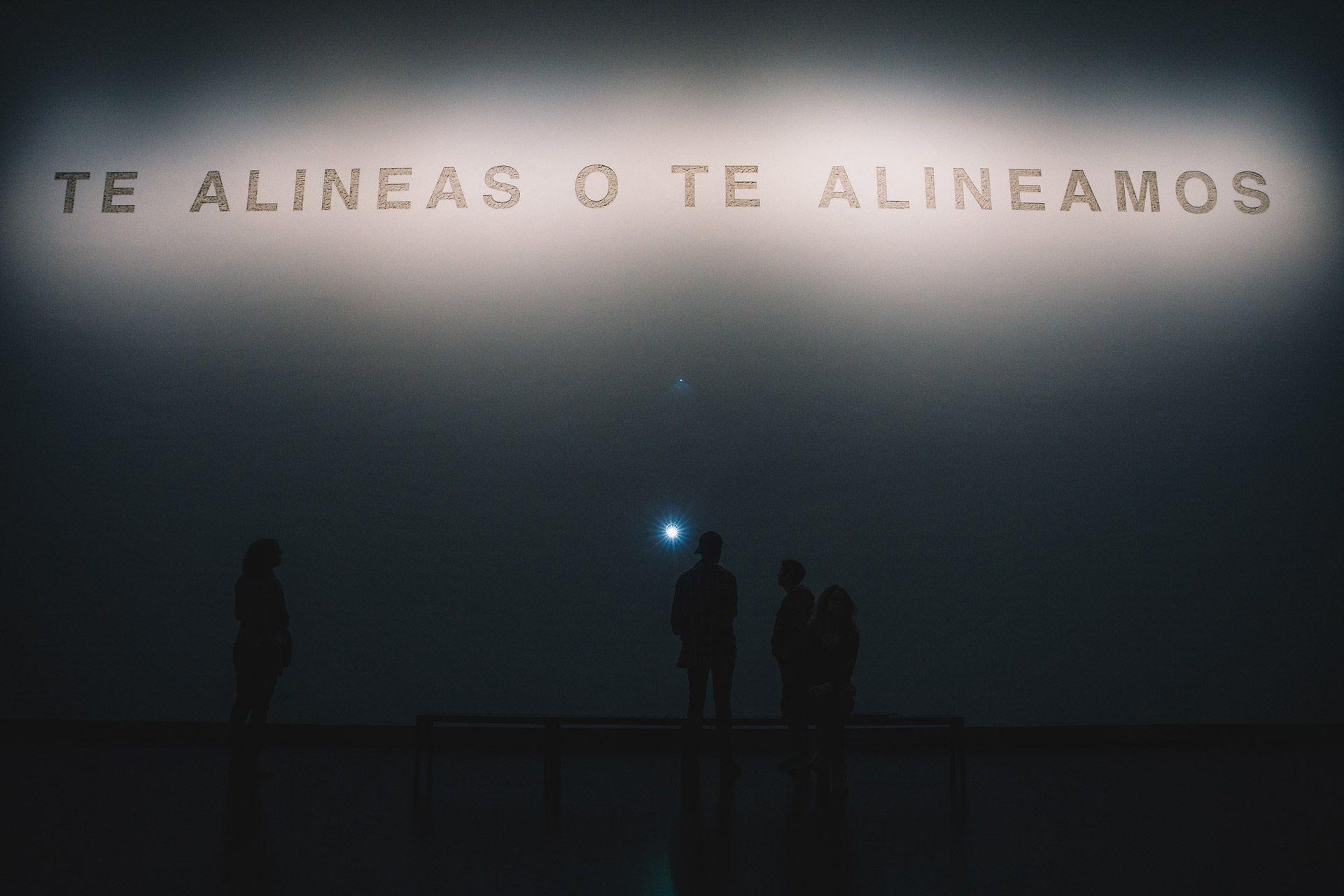 Teresa Margolles at BPSS22 – Hainut Providence Art Museum, Belgium