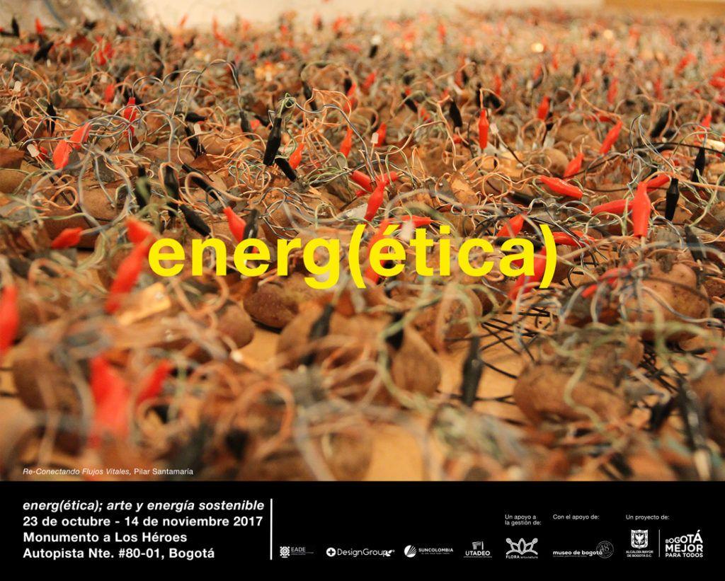 Nicholas Mangan | Energ(ética): arte y energía sostenible