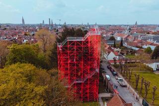 Strangler, 2021. Triennial Bruges