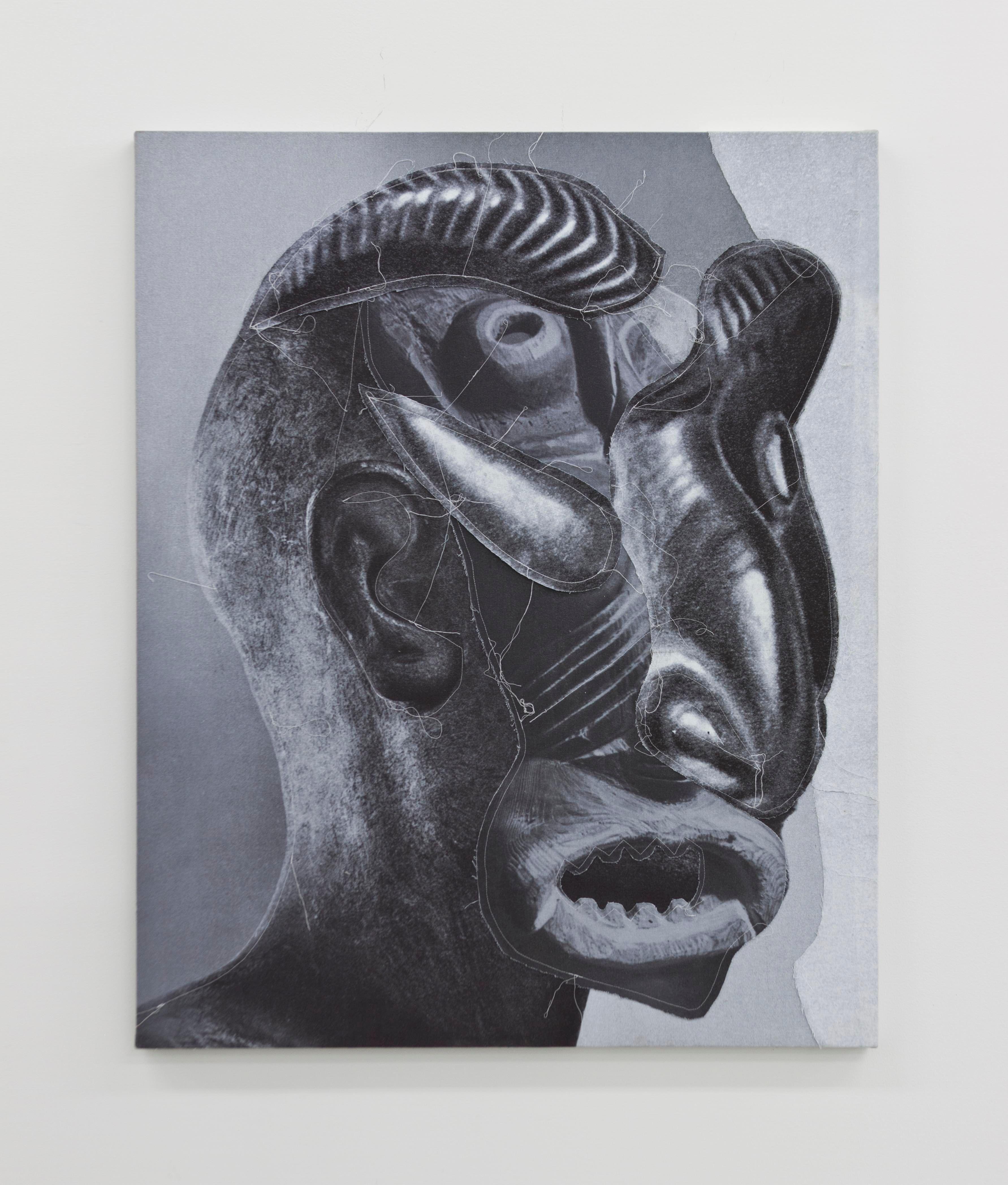 El Buana | Tela sobre bastidor | 123 x 100 cm | 2012