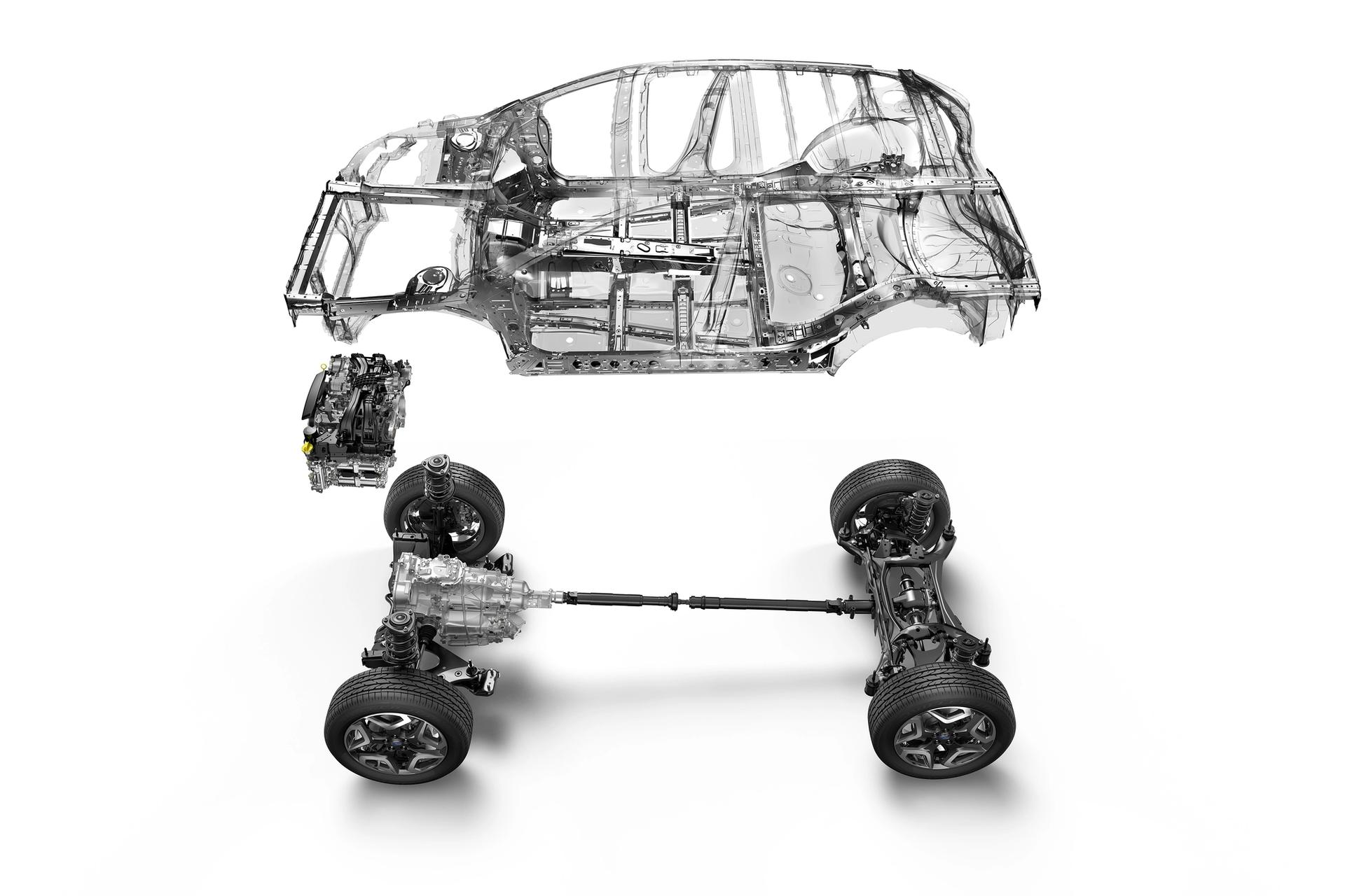 Subaru Body