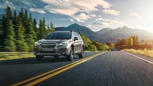 Subaru Outback Vehicle