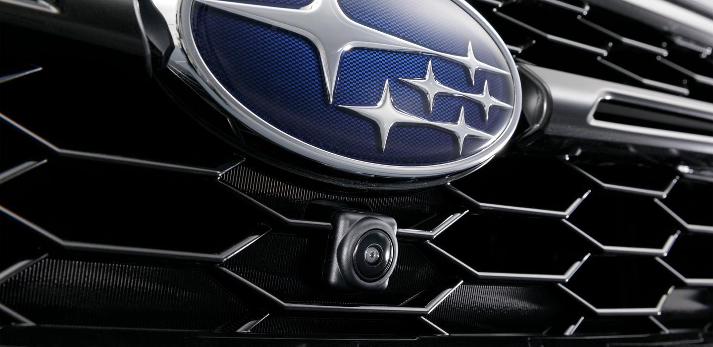 Subaru Front Car
