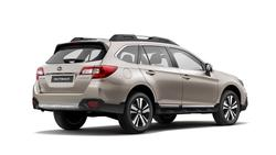 Subaru Outback Back