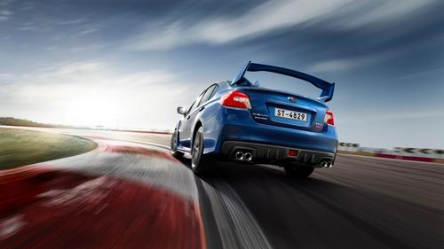 Subaru WRX STI Vehicle