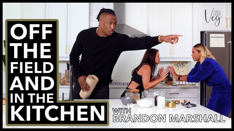 Off The Field And In The Kitchen with Brandon Marshall