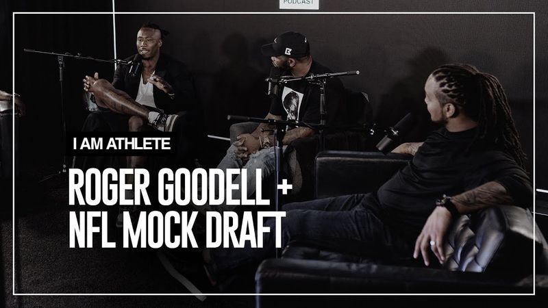 Roger Goodell and Our NFL Mock Draft