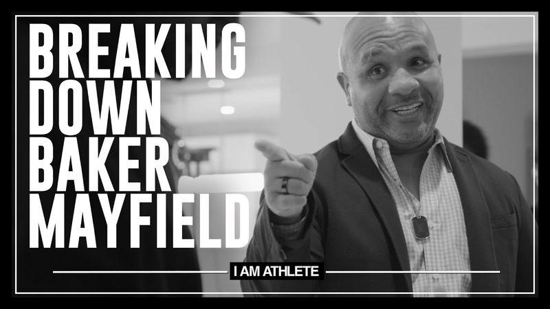 Breaking Down Baker Mayfield