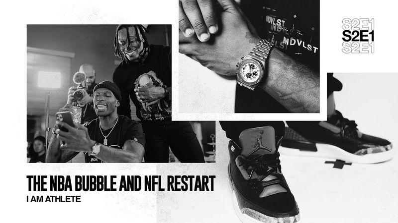 The NBA Bubble & NFL Restart