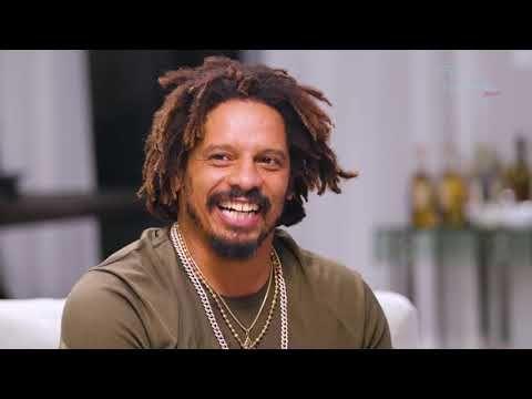 Rohan Marley | Life as Bob Marley's Son, Lauryn Hill and Playing Football