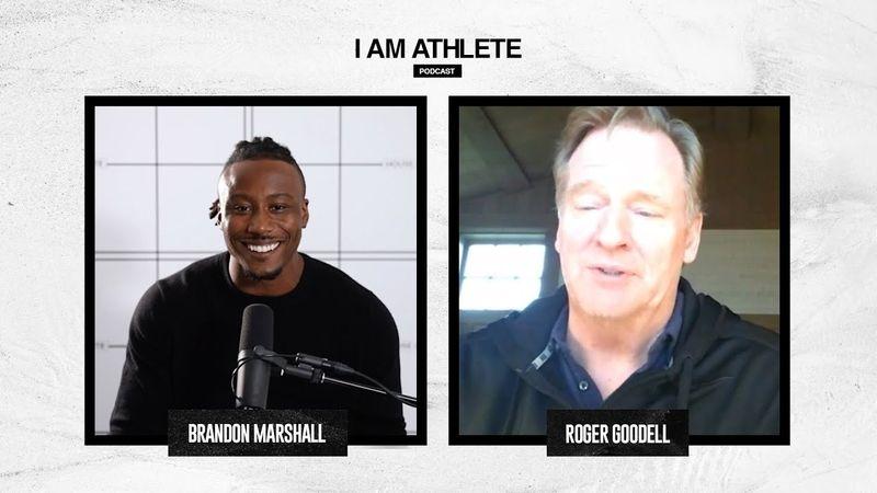 Brandon Marshall Interviews Roger Goodell