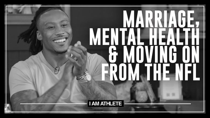 Marriage, Mental Health & Moving On From The NFL