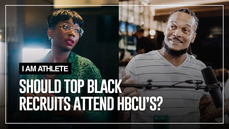 Should top black recruits attend HBCU's?