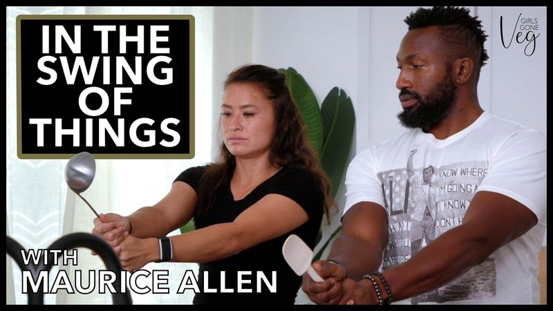 In The Swing Of Things with Maurice Allen