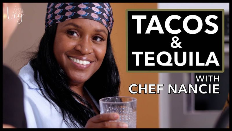 Tacos & Tequila with Chef Nancie