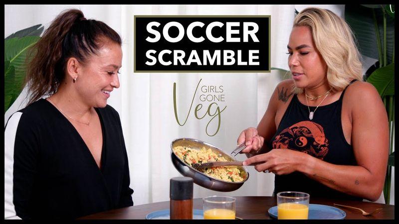 A Soccer Scramble (Premiere)