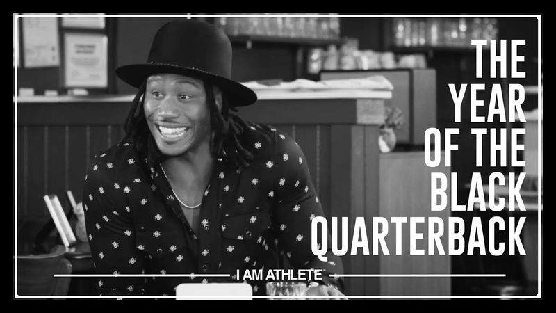The Year Of The Black Quarterback