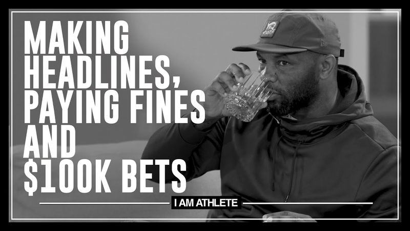 Making Headlines, Paying Fines & $100k Bets