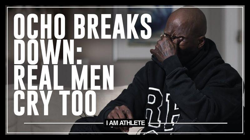 Ocho Breaks Down - Real Men Cry Too