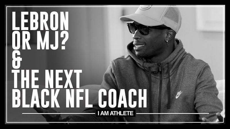 LEBRON or MJ & The Next Black NFL Coach