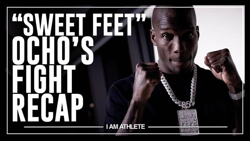 """""""Sweet Feet"""" - Ocho's Fight Recap"""